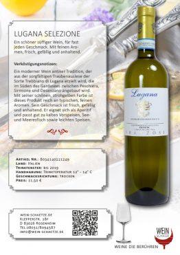 LUGANA SELEZIONE - 8034140221249