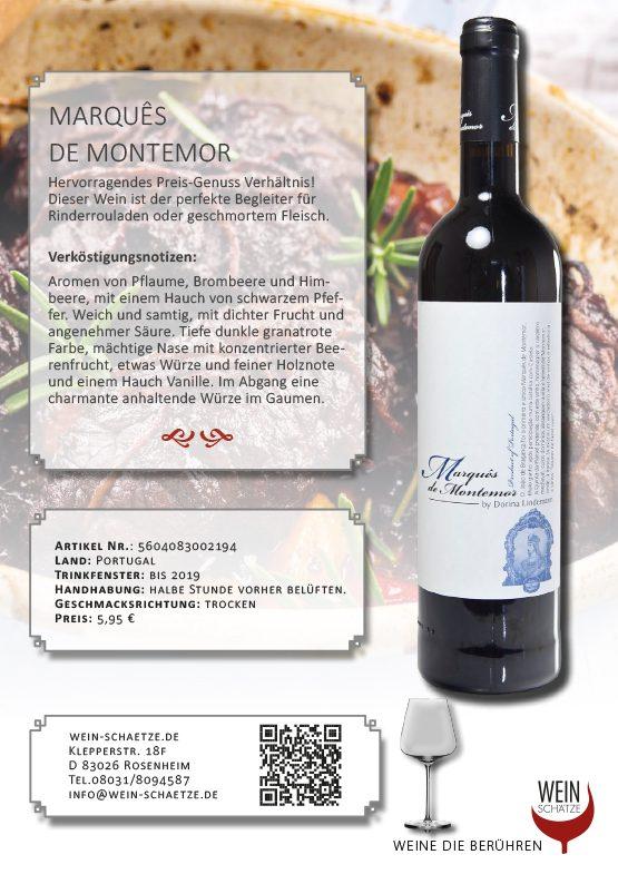MARQUÊS DE MONTEMOR - 5604083002194