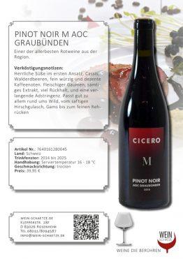 Pinot Noir M AOC Graubünden - 7640161280045