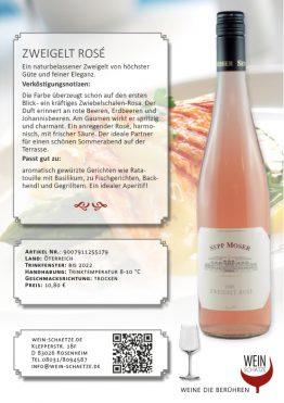 Zweigelt Rosé - 9007911255179
